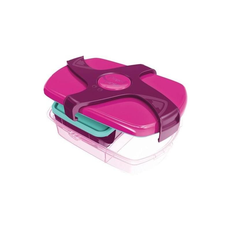 Розова кутия за храна Maped...