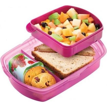 Розова кутия за храна Maped Concept PICNiK