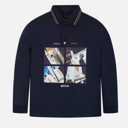 Поло блуза за момче Mayoral