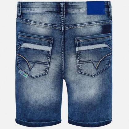 Къси дънкови панталони за момче Mayoral