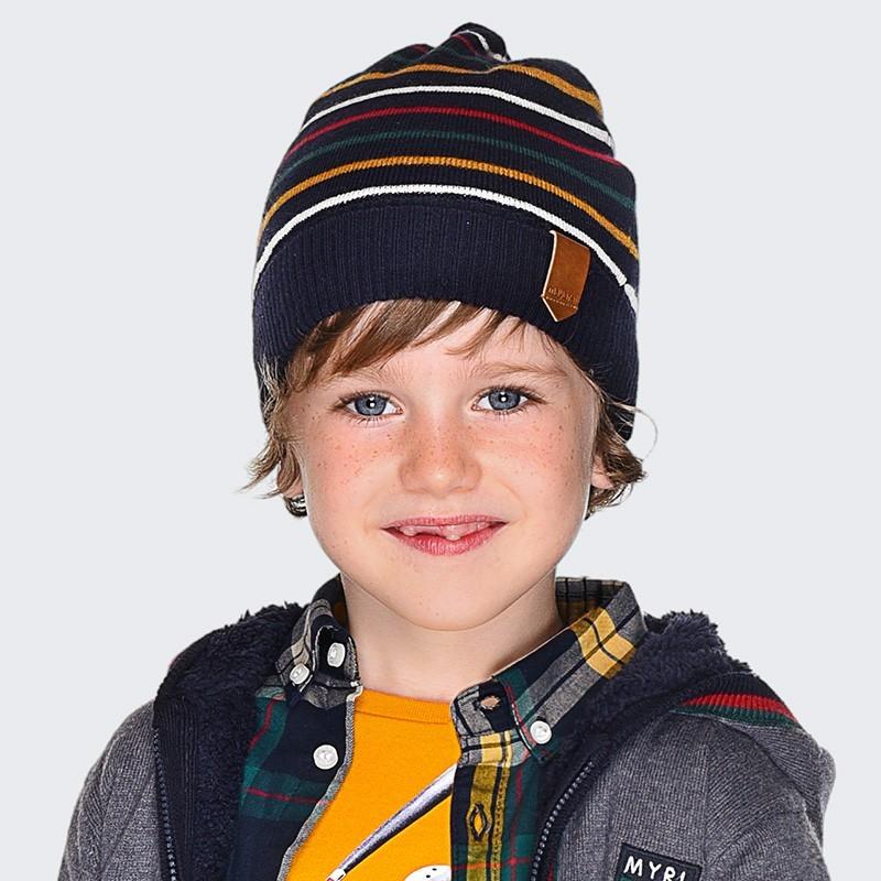 Комплект шапка и шал за...