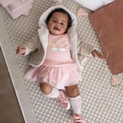Рокля за бебе момиче Mayoral