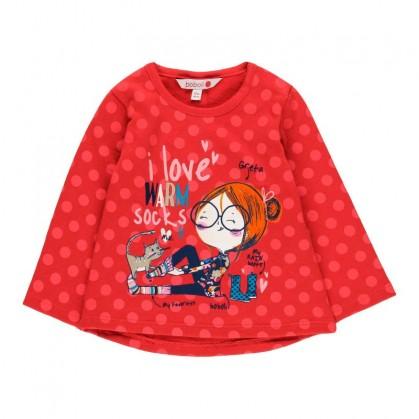 Блуза за момиче Boboli