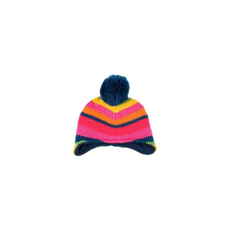 Плетена шапка за момиче Boboli
