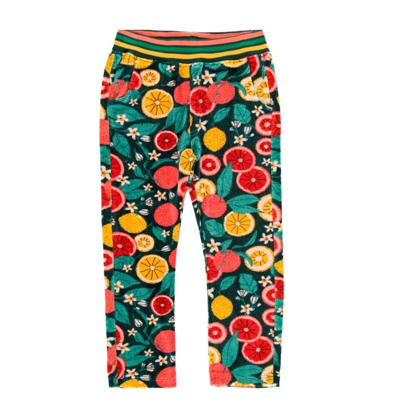 Плюшен панталон Boboli