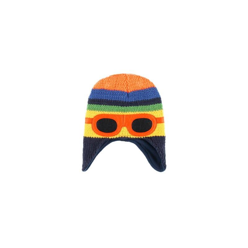 Плетена шапка Bobobli