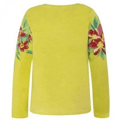 Блуза с дълъг ръкав за момиче tuc tuc