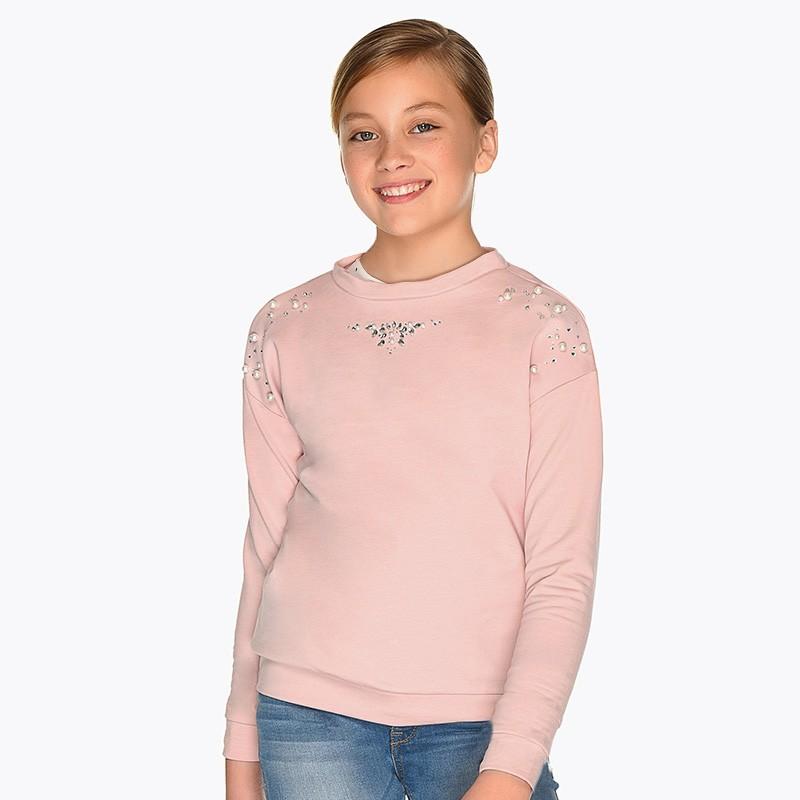 Ватирана блуза за момиче...
