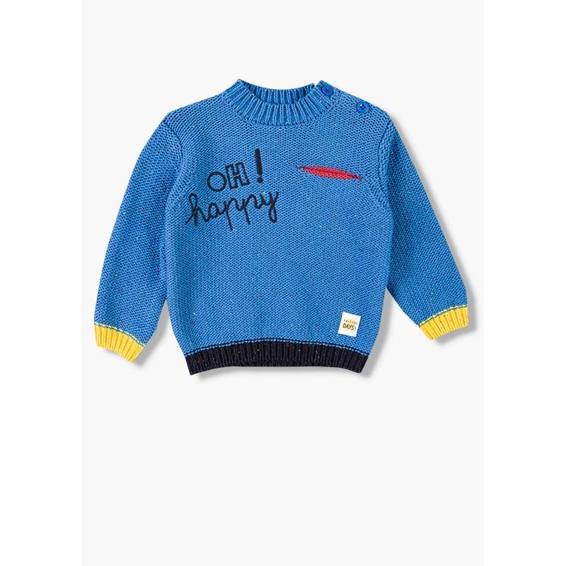 Пуловер за бебе момче Losan