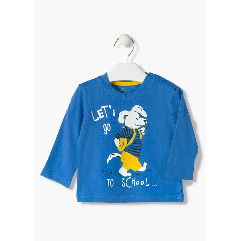 Блуза за бебе момче Losan