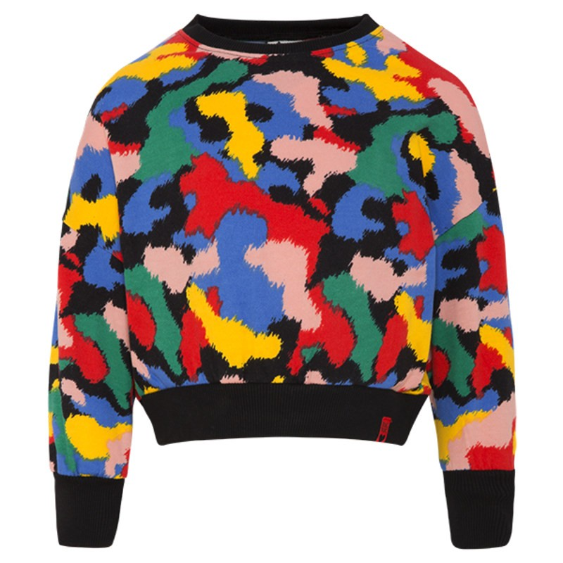Плюшен пуловер за момиче...