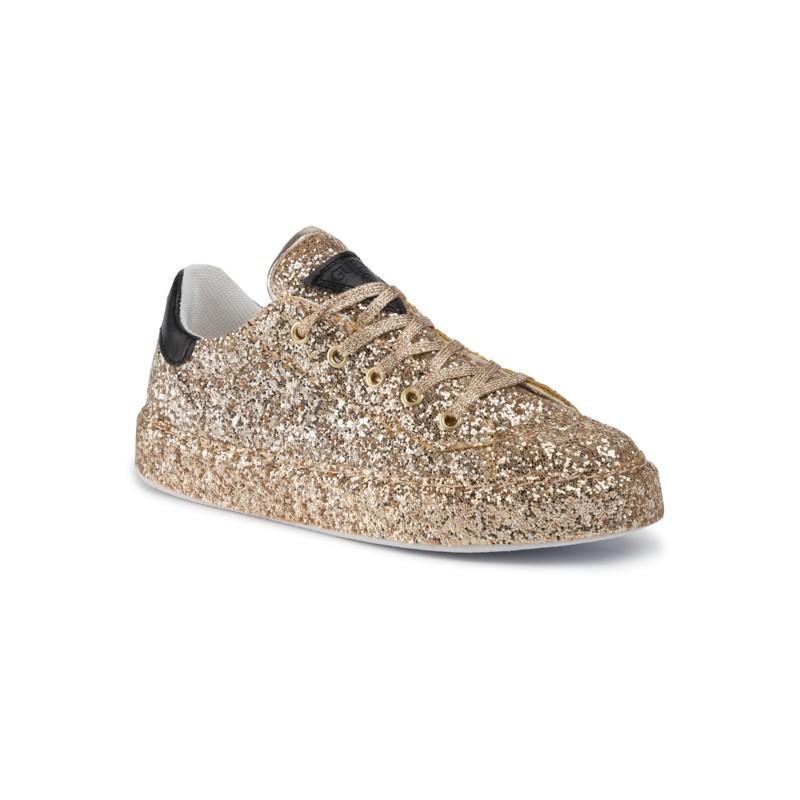 Обувки с брокат GUESS