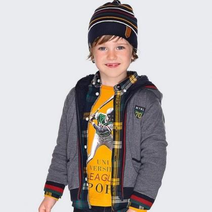 Плетена жилетка за момче Mayoral