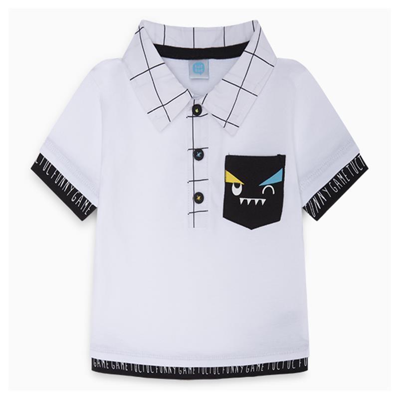 Поло тениска за момче Tuc Tuc