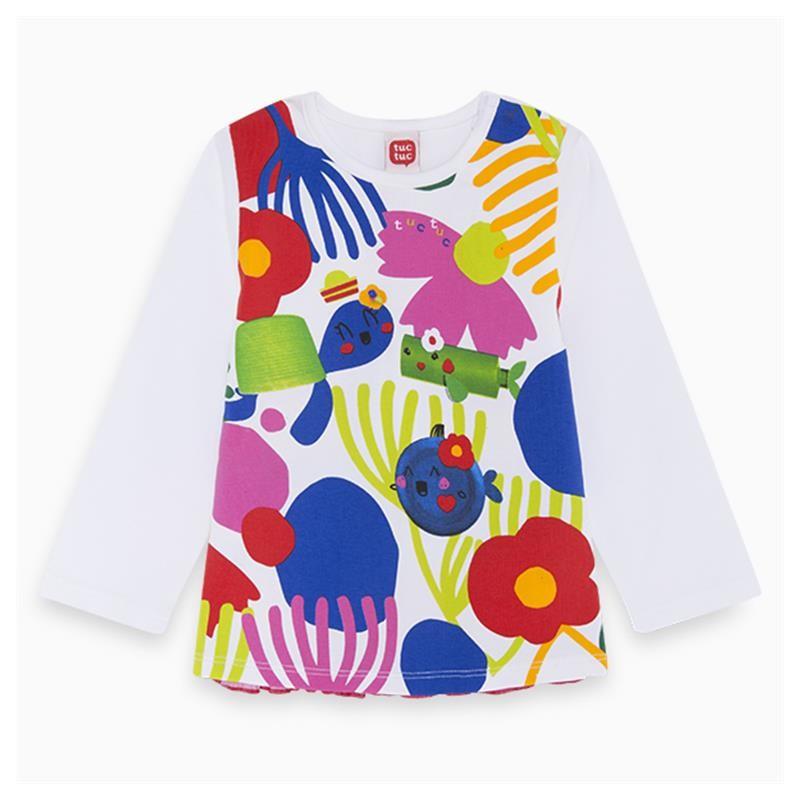 Блуза за момиче Tuc Tuc