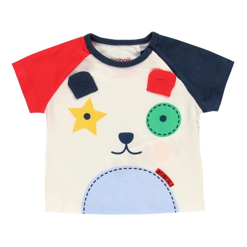 Тениска за бебе момче Boboli
