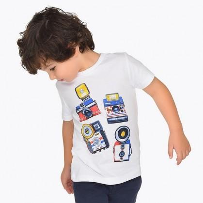 Комплект от 2 бр. тениски за момче Mayoral