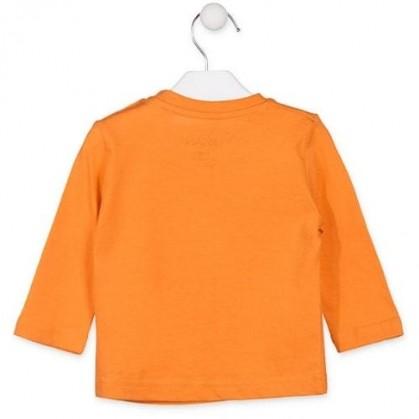 Блуза с дълъг ръкав за момче Losan