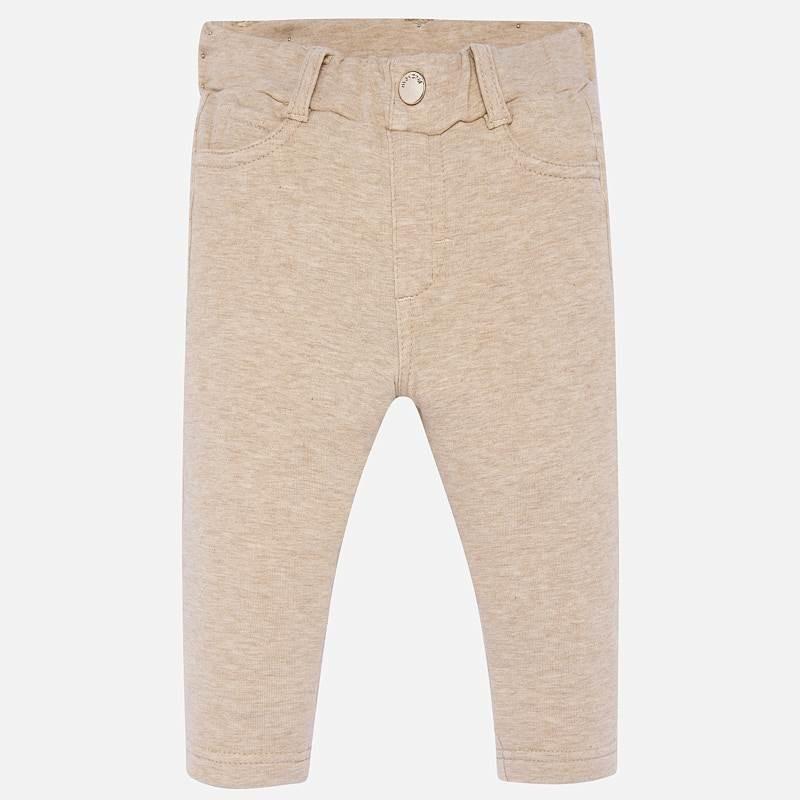 Панталон от плюшен плат за...