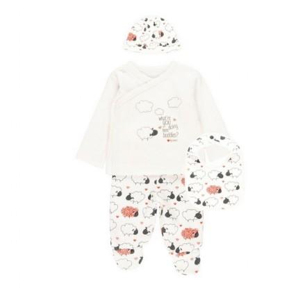 Комплект за новородено Boboli