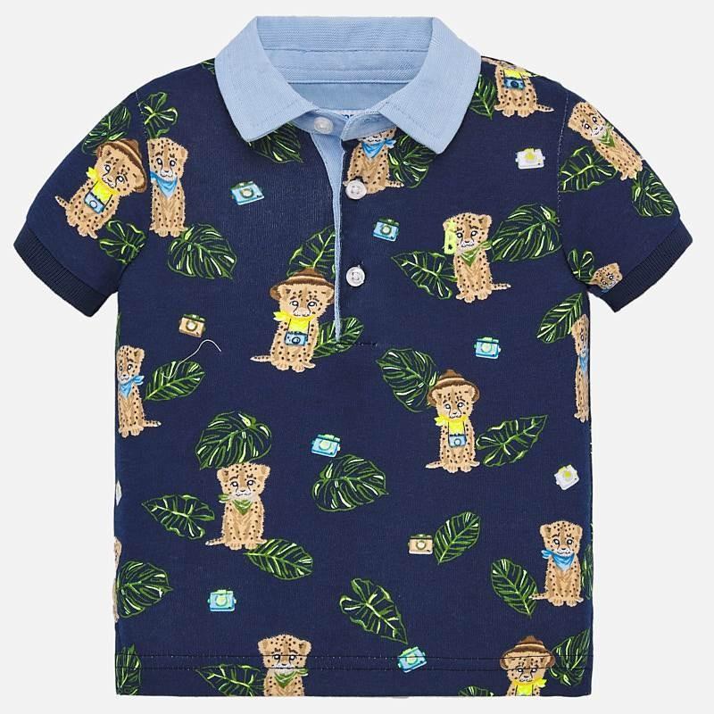 Поло тениска за бебе момче...