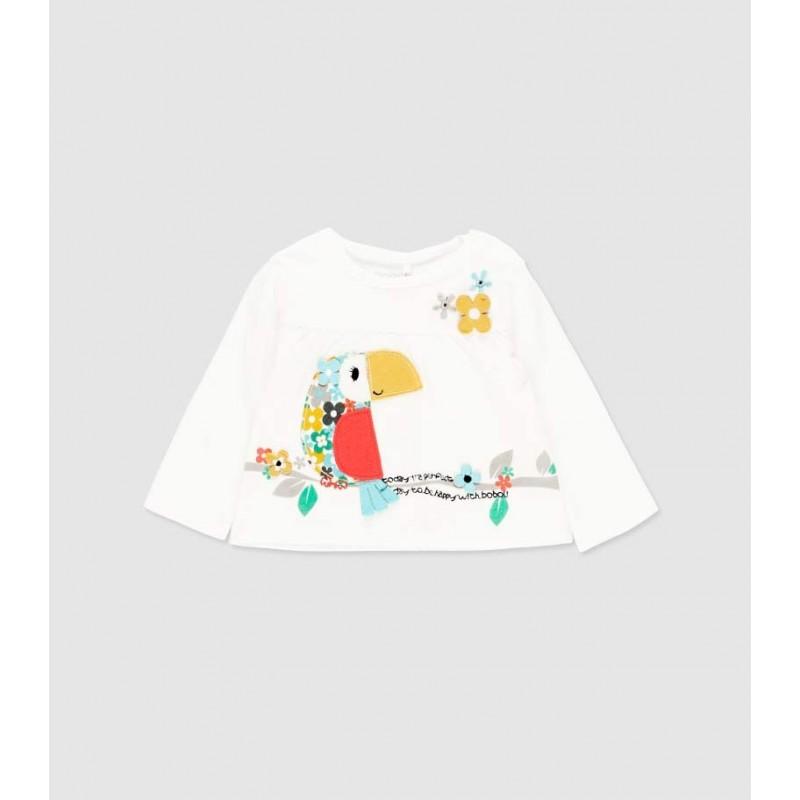Блуза за бебе момиче Boboli