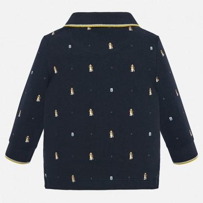 Поло блуза за бебе момче Mayoral