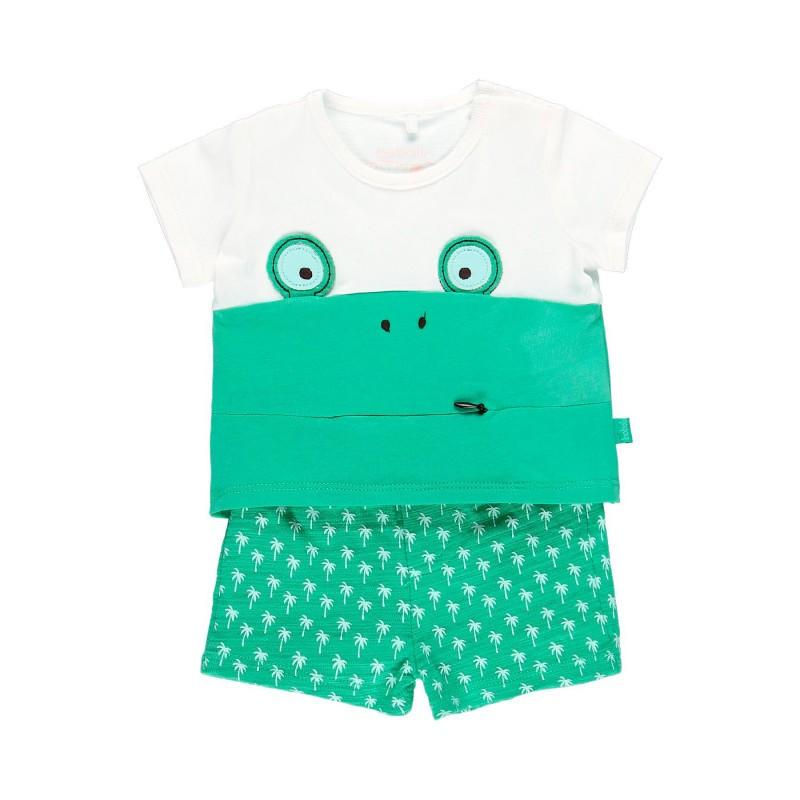 Комплект за бебе момче Boboli