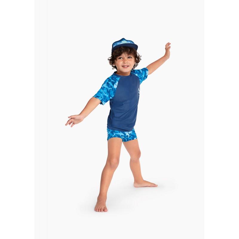 Плажна тениска за момче Losan