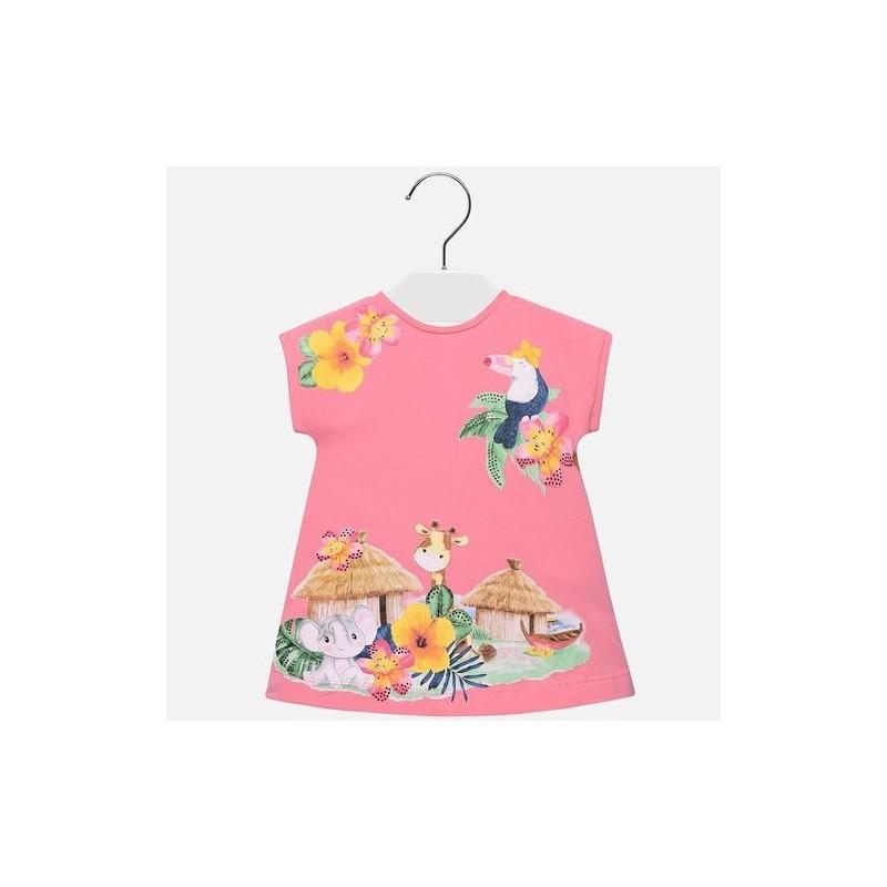 Трикотажна рокля Mayoral