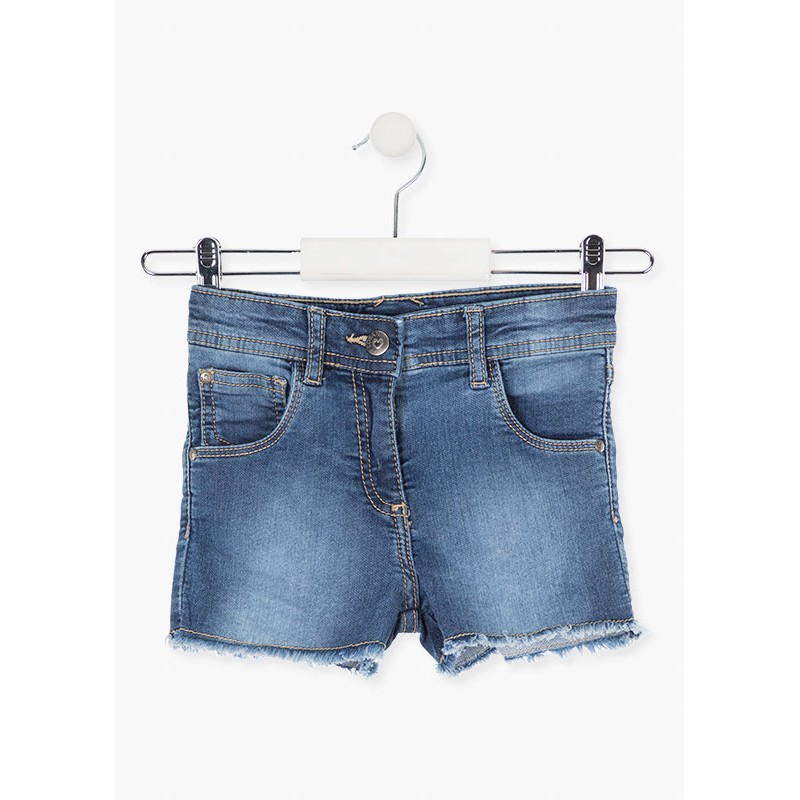 Къси дънкови панталонки за...