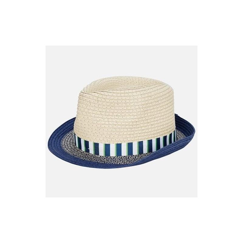 Плетена шапка за момче Mayoral