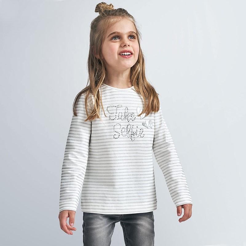 Комплект 2 блузи за момиче...