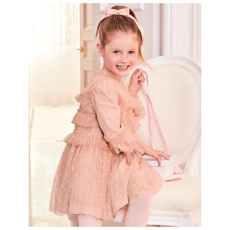 Луксозна детска рокля Abel...
