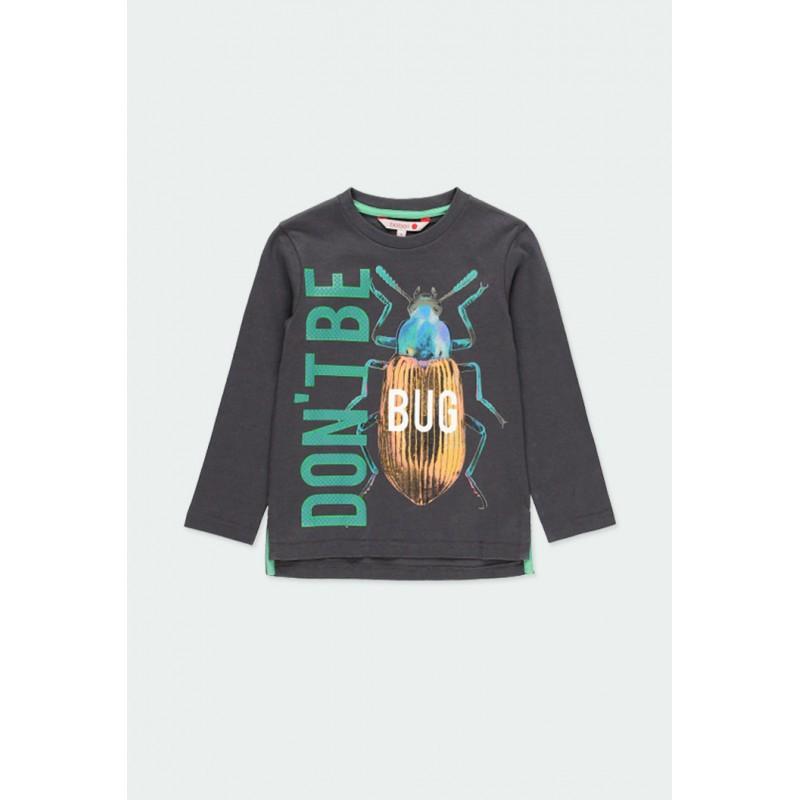 """Блуза за момче """"bug"""" Boboli"""
