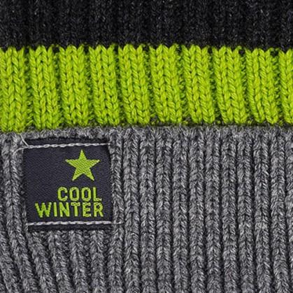 Комплект шапка и шал за момче Mayoral
