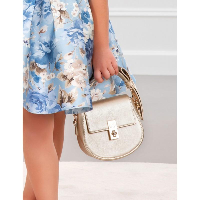 Елегантна кожена чанта за...
