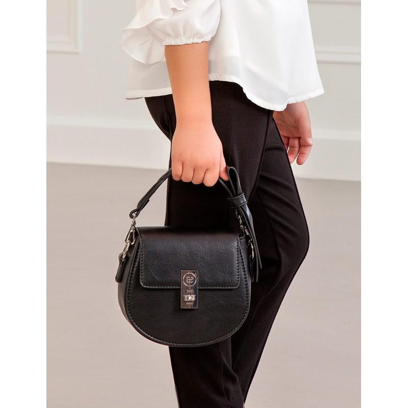 Елегантна кожена чанта Abel...
