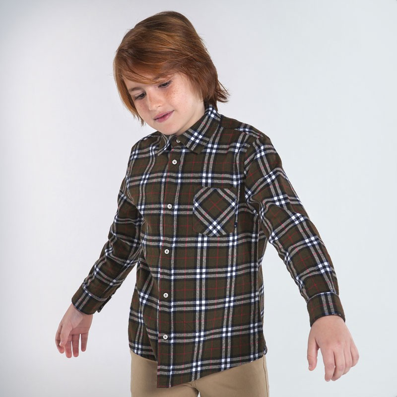Риза на карета за момче...
