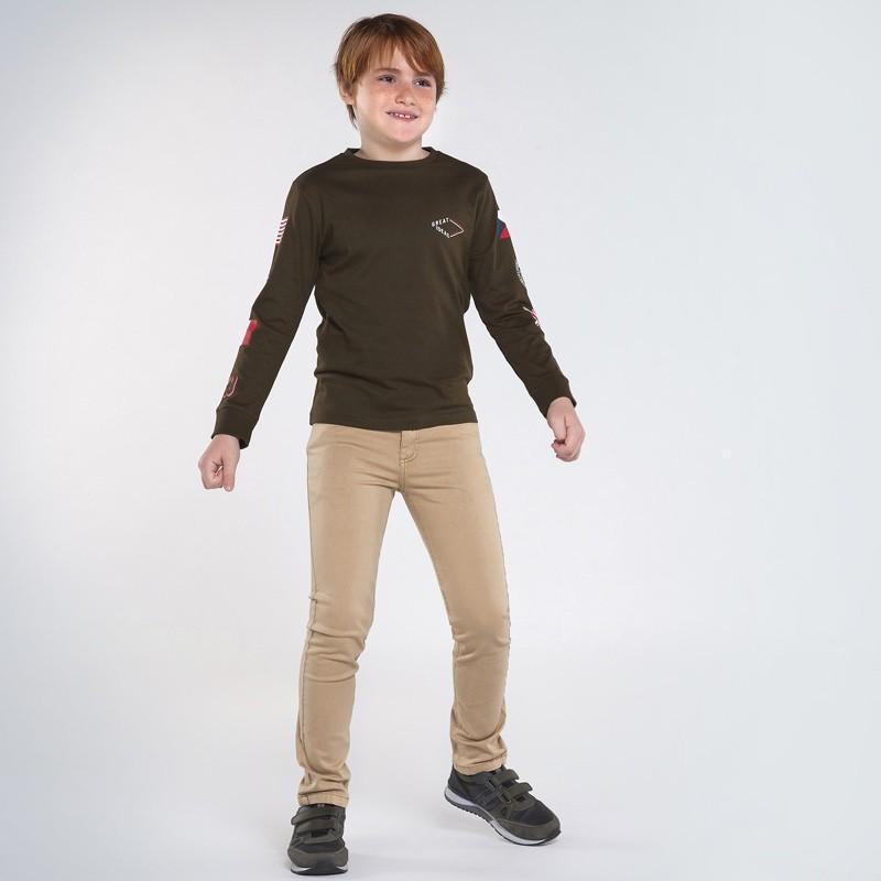 Дълъг панталон за момче...