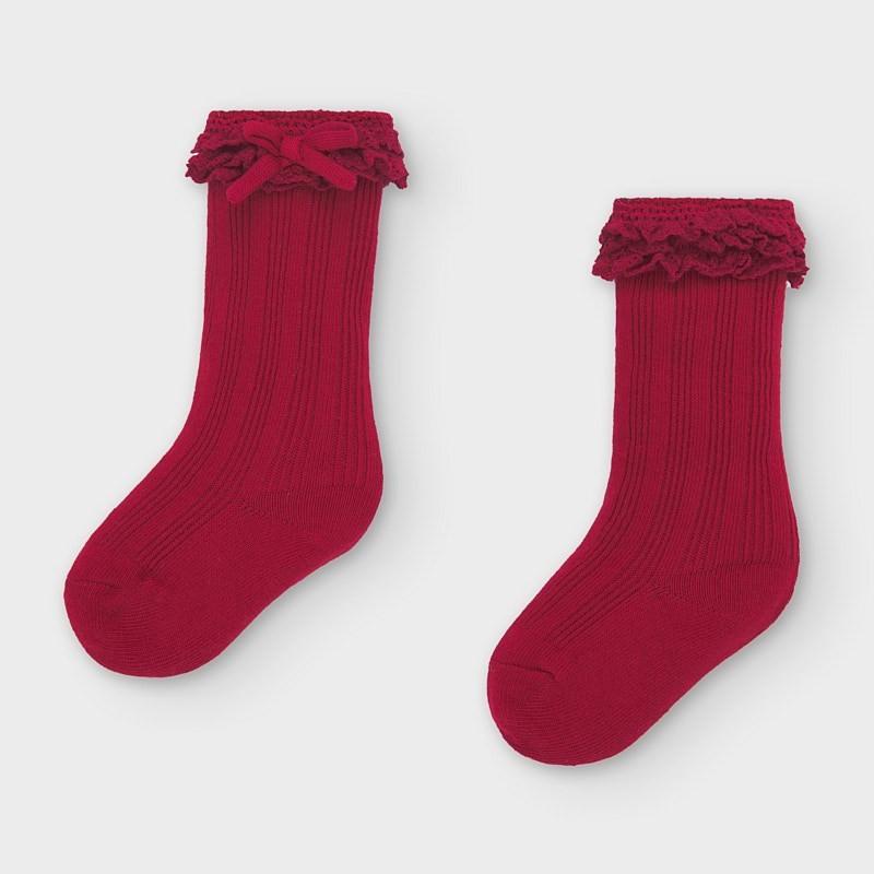 Чорапи за бебе момиче Mayoral