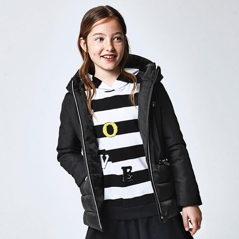 Дълго яке за момиче Mayoral