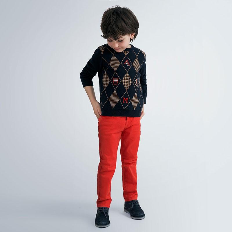 Тънък пуловер за момче Mayoral