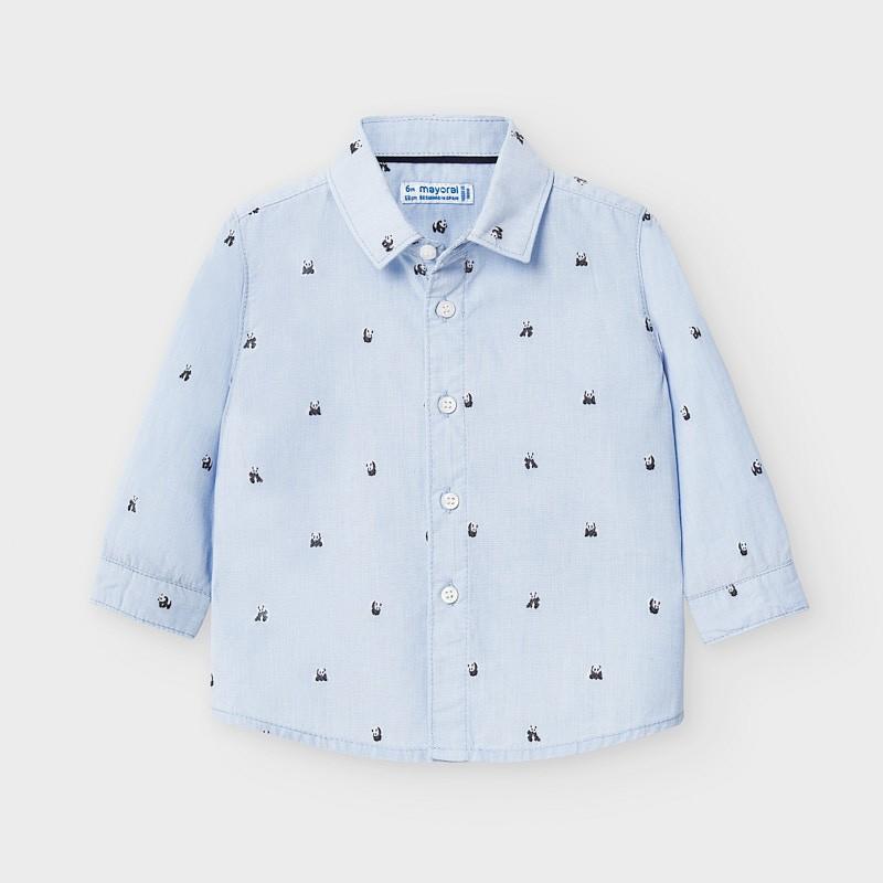 Риза за бебе момче Mayoral